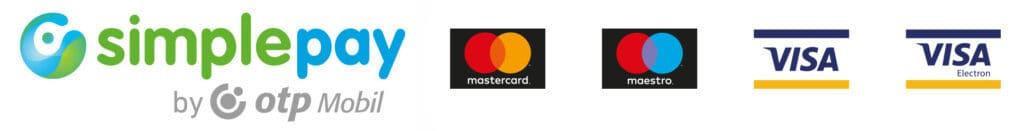 Simplepay Bankcard Logos Left