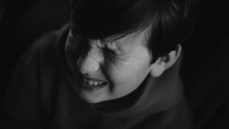 gyermekkori félelem