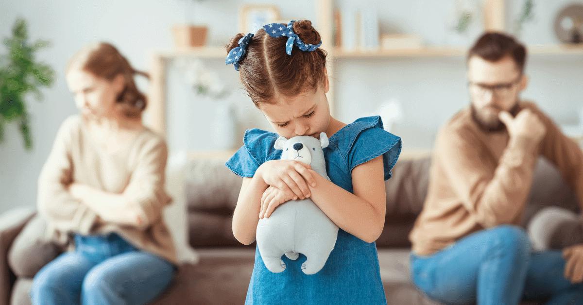 válás gyerekkel