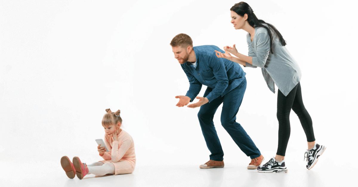 szülői túlféltés