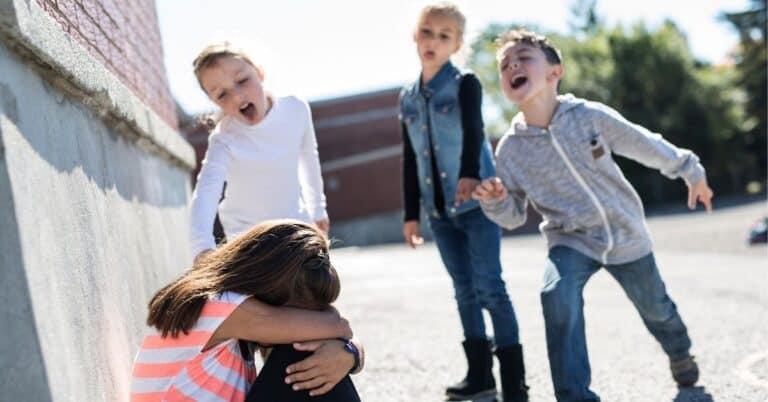 iskolai bántalmazás